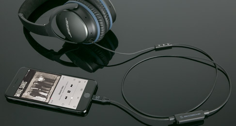 Bose with iphone 7