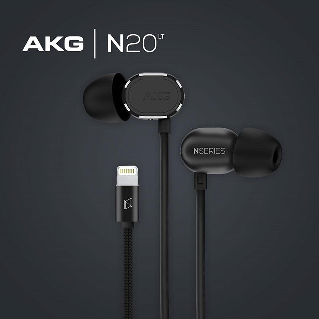 AKG N20LT overview