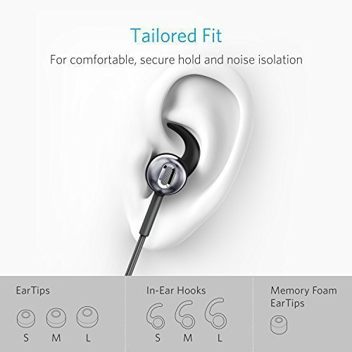 Anker Soundbuds Digital IE10 In-Ear Full Review 2