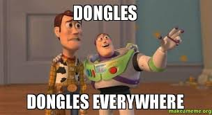 dongles
