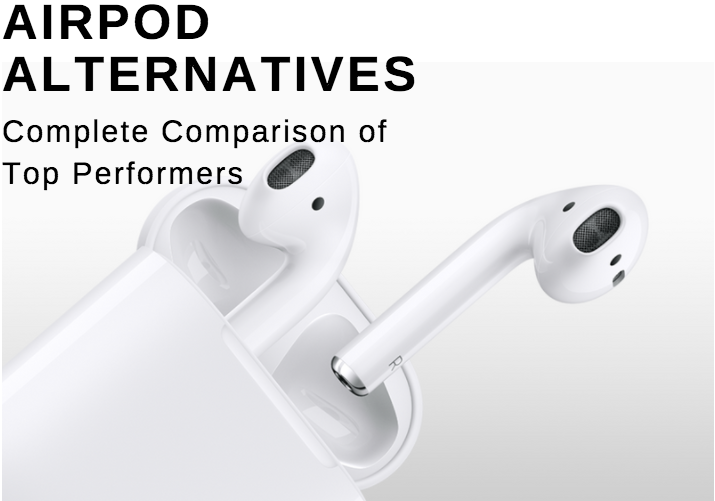 airpod alteratives